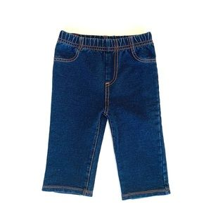 7 for All Mankind Baby Girl Stretch Jeans